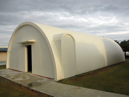金沢工業大学とジャパンドームハウス株式会社が 農業ドームを共同で研究開発