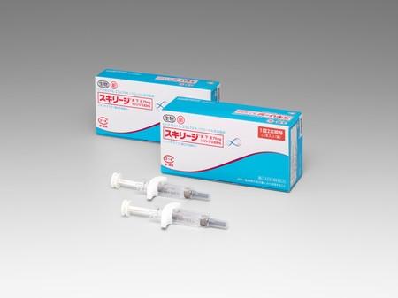 尋常性乾癬、関節症性乾癬などの治療薬として、「スキリージ(R)」(リサンキズマブ)を新発売