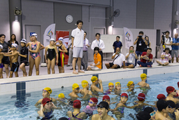TIAS Organizes Swimming-based Sports Education Program at SJ50 Sports Conference in...
