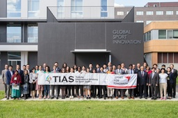 Tsukuba University Welcomes New Intake to International Sport Programme
