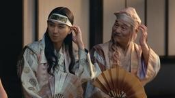 桃ちゃんと似てると言われてうれしそうな桃爺に三太郎もほっこり『auの学割』新CM「似ている」篇 3月27日(金)