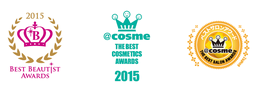 Japan's Leading Cosmetics Website @cosme Announces 2015 Best Cosmetics Awards