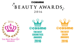 Asia's Top Cosmetics Review Site @cosme Announces THE BEST COSMETICS AWARDS 2016