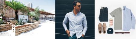 THE BBQ BEACHとメンズファッションブランド『テイラースティッチ』がコラボ