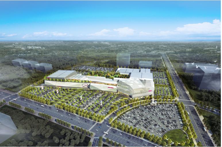 カンボジア王国3号店「イオンモール ミエンチェイ」モール名称決定および着工について