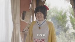 新テレビCM 5Gって ドラえもん?「ドラミ登場」篇より ©Fujiko-Pro