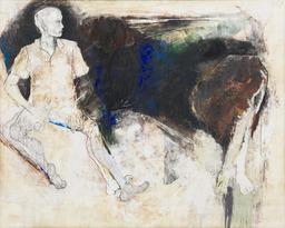 《M氏の肖像》 1987 年 撮影:稲口俊太