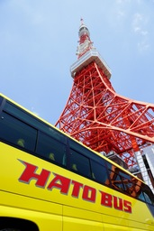 Hato Bus Announces Summer Package Tours to Hakkeijima Resort Island and Tambara Lavender Park ...
