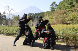 Hato Bus Announces New Tour Courses for Foreign Tourists, Offering Ninja Experience at Theme Park