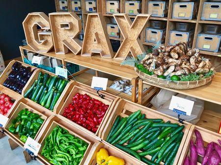 GRAX 野菜マルシェ