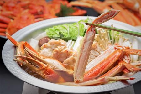 蟹すき鍋イメージ
