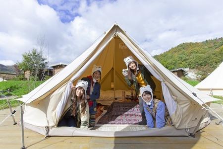 GRAXこたつキャンプ