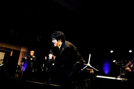 ASKA初のバンド×ストリングス 全国ツアーが京都で開幕!!