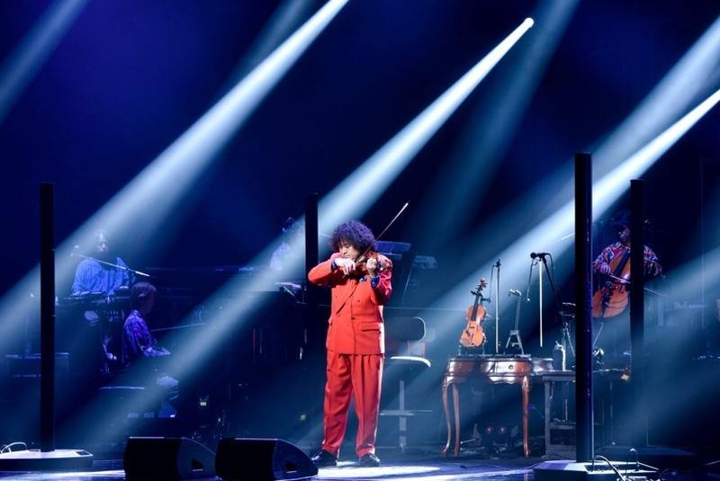 葉加瀬太郎コンサートツアー2020「FRONTIERS」 全国ツアー開幕!