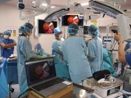 「遠隔手術指導プログラム」を提供開始、手術中のリアルタイムでの指導が可能に