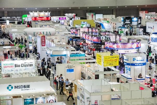 アジア最大級のパートナリングイベント BioJapan / 再生医療JAPAN / healthTECH JAPAN  10月に開催