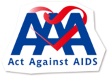 Act Against AIDSロゴ