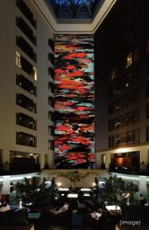 Winter Art Exhibition Scheduled at Park Hotel Tokyo to Offer Guests Hospitality with Japanese ...