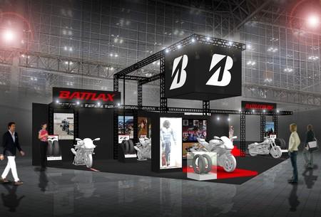 ブリヂストン、東京モーターサイクルショーに出展