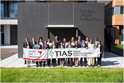 Tsukuba International Academy for Sport Studies (TIAS) Holds Entrance Ceremony for 3rd Batch of ...