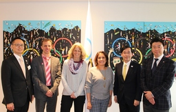University of Tsukuba/TIAS to Partner with IOC, Engaged in Talks for Joint Projects ...