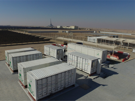 NGK Receives NAS Battery Order for Demonstration Project in Dubai