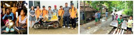 ミャンマーに電気を届ける 「東南アジア未電化地域支援プロジェクト1号」販売開始