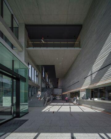 東京音楽大学 中目黒・代官山キャンパス 2021年日本コンクリート工学会賞受賞
