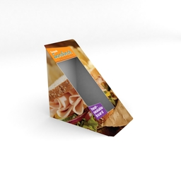 サンドイッチ用のFoopak