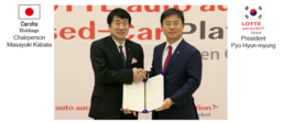 Japan's Carchs Holdings Partners with South Korea's LOTTE Rental to Launch Online Platform for ...