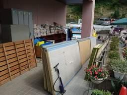 被災した児童館