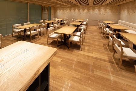 ホテルグランヴィア大阪 19階なにわ食彩「しずく」店内写真