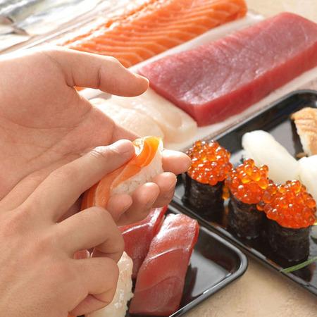 ディナーバイキング寿司イメージ