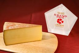 「ジャパンチーズアワード2020」しあわせチーズ工房の「幸」(北海道)がグランプリを受賞!