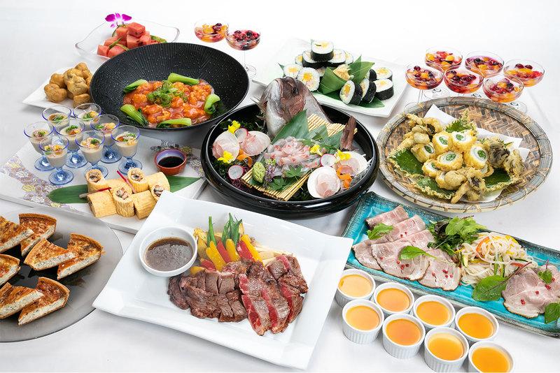 パーティプラン 料理4000円(イメージ)