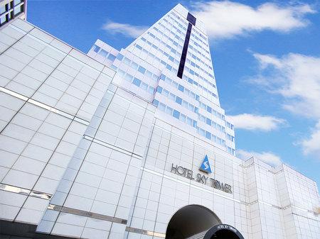 ホテルスカイタワー宮崎駅前(外観)