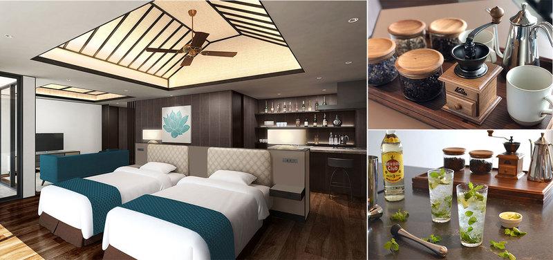 suite drip coffee & mojito kit
