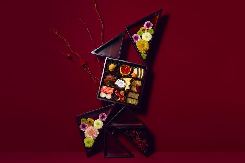 アートホテル大阪ベイタワー 色鮮やかに、新春を彩る「アートおせち」