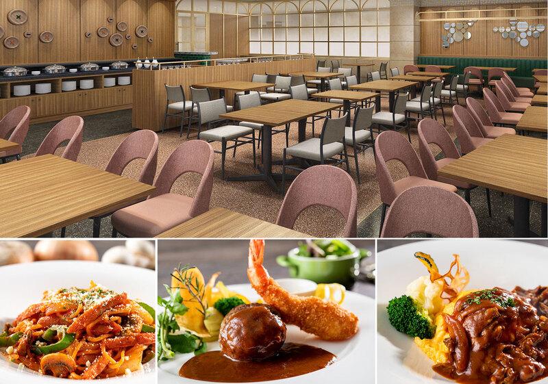 ホテルラングウッド レストラン「SERIO(セリオ)」 リニューアルオープン