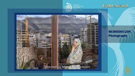 平面部門金賞を受賞したイラン人写真家Maryam Saeedpoor氏の作品「Quarantine」