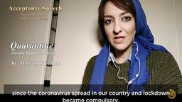 平面部門金賞を受賞したイラン人写真家Maryam Saeedpoor氏の作品「Quarantine」 (2)