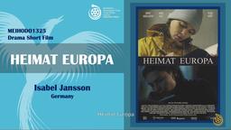 ドラマ部門金賞を受賞したドイツ人監督イザベラ・ジャンソン氏による「HEIMAT EUROPA」