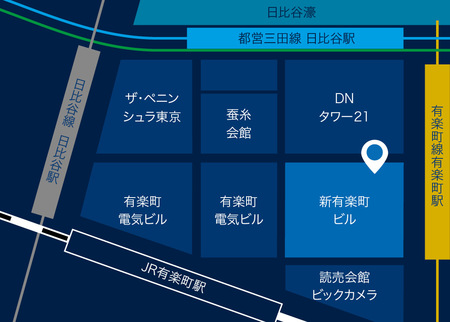 KMG map