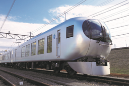"New Limited Express Train ""Laview"" Debuts in March 2019, Design Directed by Kazuyo Sejima"