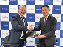 Japanese Major Contact Lens Solution Manufacturer OPHTECS Buys Dutch Contact Lens Manufacturer