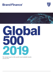 『Brand Finance Global 500 2019』を発表-フェラーリがWorld's Strongest Brandに