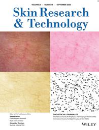 血管画像自動抽出技術を用いて皮膚深部の血管と毛細血管の血流情報を同時に検出