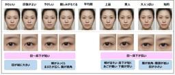 図3 「印象顔」と印象を特徴づける要素