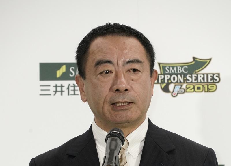 一般社団法人日本野球機構 事務局長 井原敦