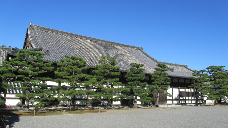 二の丸御殿台所(京都市提供)